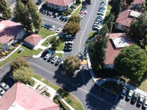 University Village Aerial View