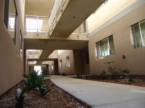 Phase 3 Exterior Hallways