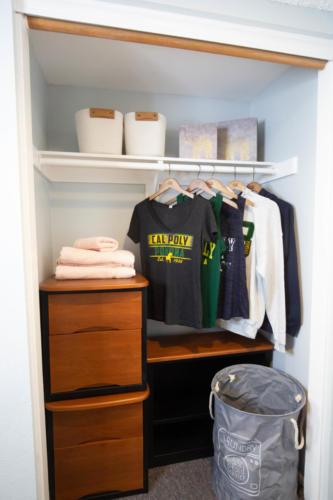 Phase 1 Individual Closet