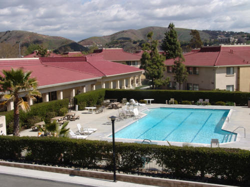 University Village Pool