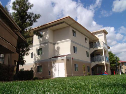 Building 135 Exterior